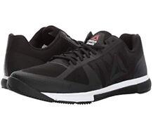 Reebok Crossfit Speed TR Black White Gum Men Cross Training Shoe ... ba1f00c5e