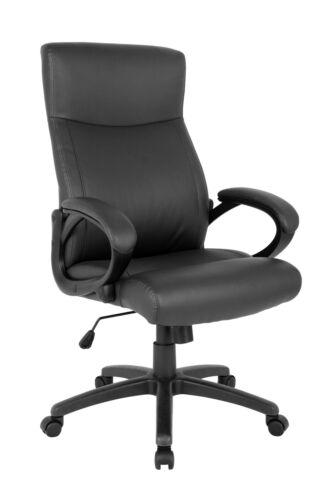Chaise de bureau Pivotant noir HLC-0311-1//1982 SixBros