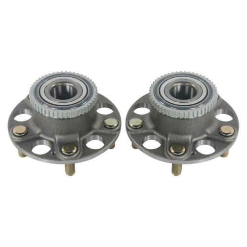 2 512188 Rear Wheel Hub Bearing Assembly For 04-2008 TL Left or Right 5 Bolt