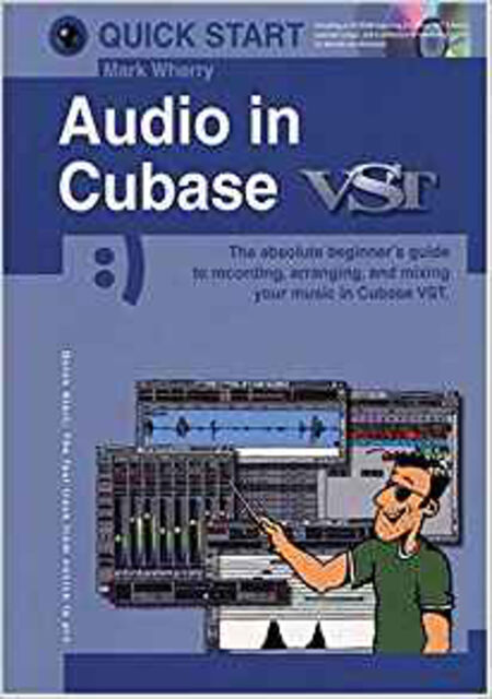 Quick Start Audio In Cubase Vst (Wizoo Quick Start), New, Various Book