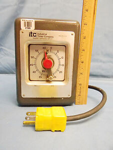 ITC Industrial Timer Company PAB-60S Industrial 60 Second Interval