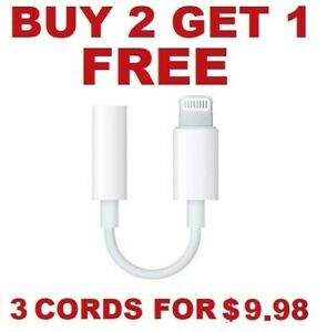 For-Apple-iPhone-Headphone-Adapter-Jack-Lightning-to-3-5mm-Cord-Dongle