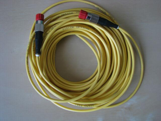 sourcingmap/® FTTH Fiber Optical Stecker quadratisch FC Bare Glasfaser Optischer Adapter DE de