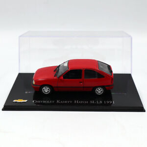 Ixo-Altaya-1-43-Chevrolet-Kadett-hatch-sl-1-8-1991-DIECAST-Edition-Collection