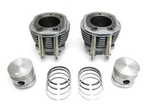 Ural-650-Cylinders-Barrels-Pistons-amp-Rings-IMZ-Factory-Original-Factory-Item-n