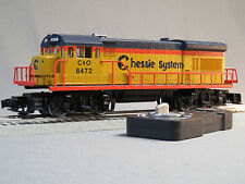 LIONEL CHESSIE LIONCHIEF REMOTE CONTROL U36B DIESEL ENGINE train c & o 6-82324 E