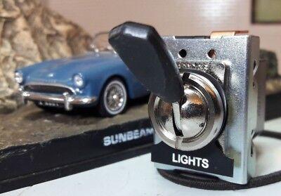Sunbeam Alpine Tiger Dash OEM Lucas Toggle Switch Panel /& Fog Lights Lamps Tab