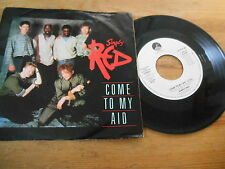 "7"" Pop Simply Red - Come To My Aid / Look At You Now (2 Song) Promo ELEKTRA"