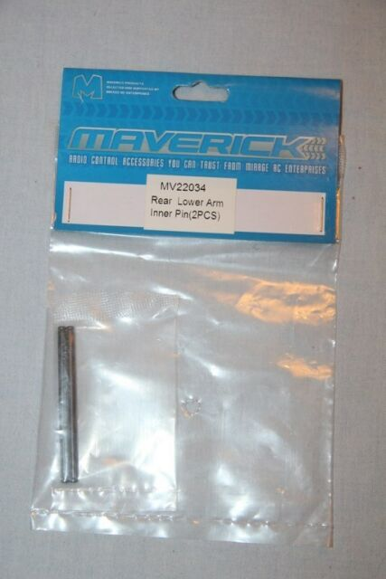 MAVERICK Rear Lower Arm Inner Pin 2 pièces - MV22034
