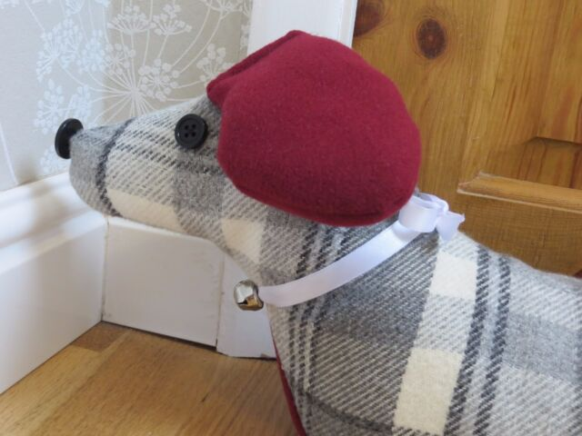 Pdf Or Printed Sewing Pattern Sausage Dog Draught Excluder Easy