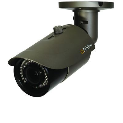 New Q-See QTN8043B 4MP IP Network HD Varifocal Security Bullet Camera
