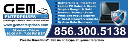 Honeywell Metrologic 54-54153A-3 54153 RS232 Cable DB9 Serial 5V external Power