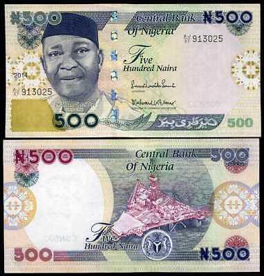 NIGERIA 100 NAIRA 1999 P 28 AA PREFIX EXTRA FCT ABUJA AT BACK UNC