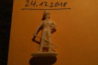 100% QualitäT Margarine Figur: Der Zoodirektor Vor Der Löwendressur.... Volumen Groß