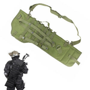 Tactical-Shotgun-Scabbard-Holster-Molle-Rifle-Sling-Case-Bag-for-Outdoor-Hunting