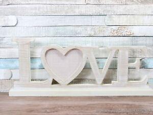 4X4-034-Whitewash-Wood-Effect-LOVE-Wooden-freestanding-heart-Photo-Frame