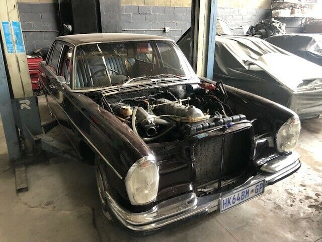 Mercedes Benz W108 Used Parts for Sale