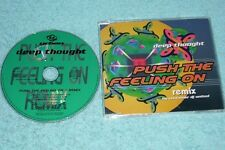 Deep Thought Maxi-CD Push The Feeling On REMIX - 3-track CD - 853 313-2