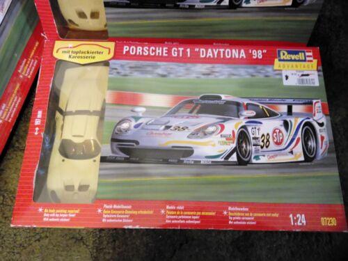 Revell 07230 Porsche GT1 Daytona/'98 1:24