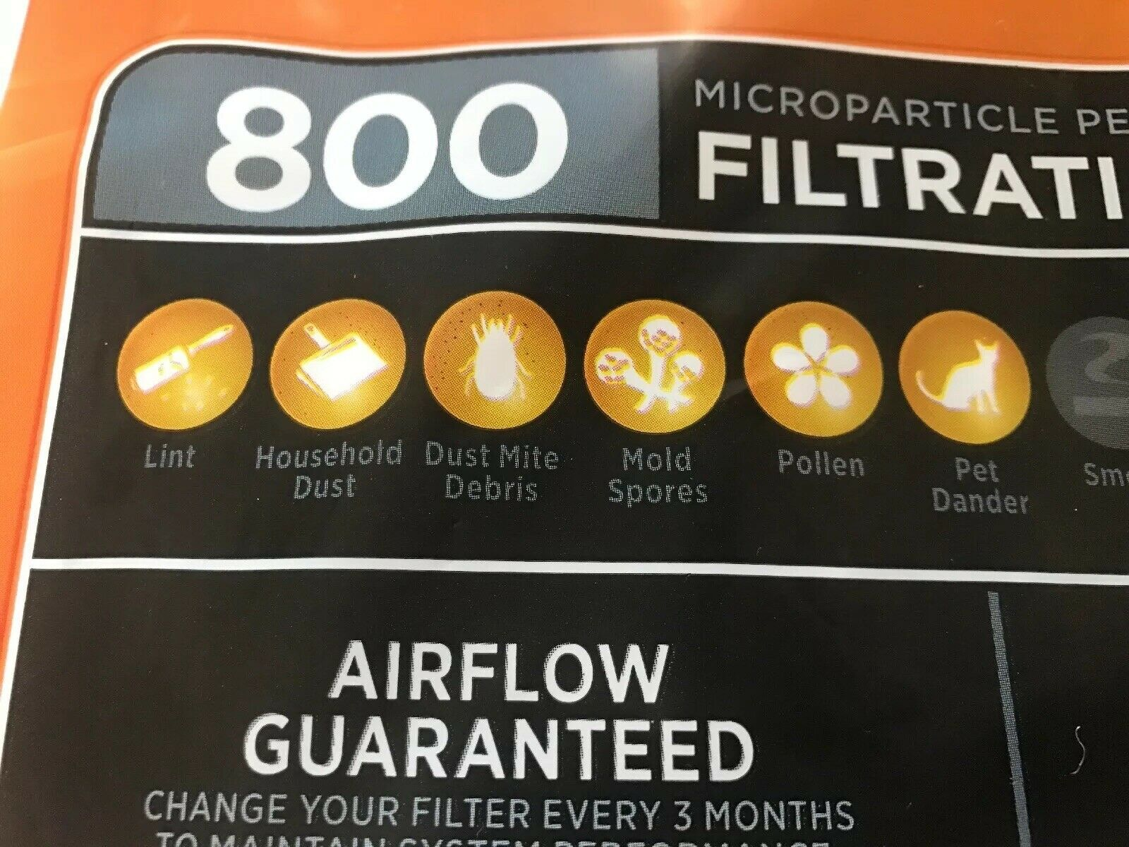 3M Filtrete Micro Particle Reduction Filter