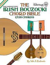 The Irish Bouzouki Chord Bible : Gdae Mandolin Style Tuning 1,728 Chords by...