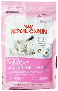 Royal Canin Mother And Babycat Cat Food 3 5 Pound New