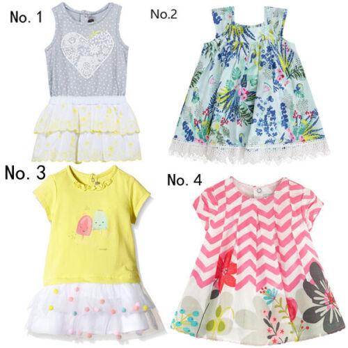 Kids Babys/' Clothing Summer Flower Dress 1M-4A