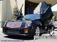 Cadillac Cts 2002-2007 Vertical Doors Lambo Kit Receive $300 Rebate Included