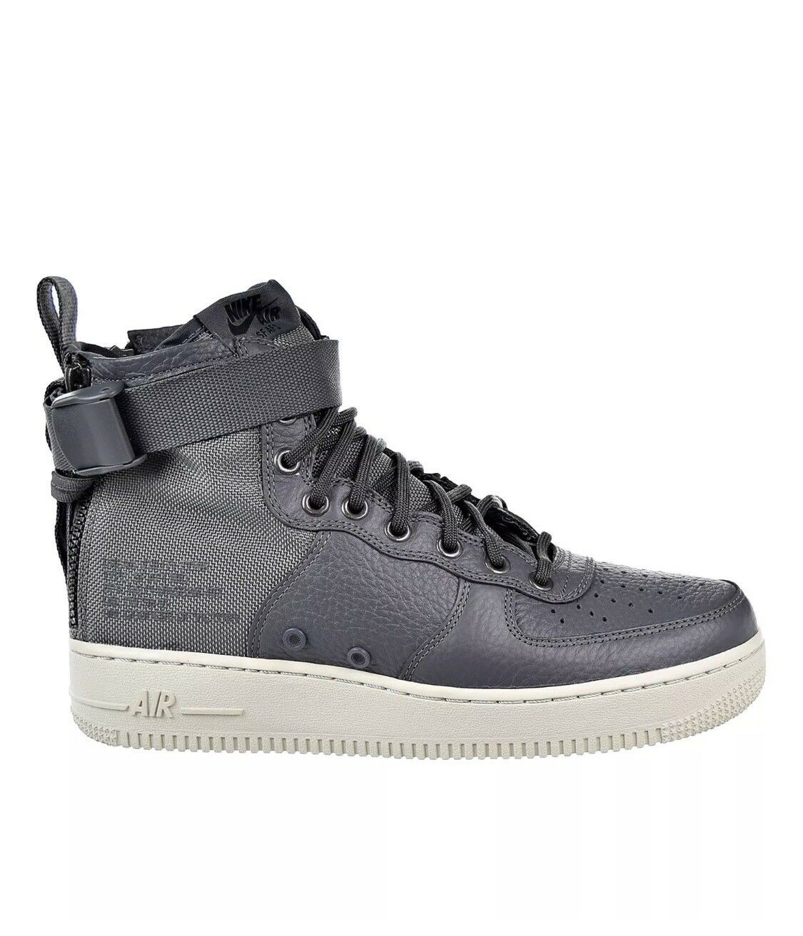 Nike Men's SF Air Force 1 Mid Dark Grey 917753-004