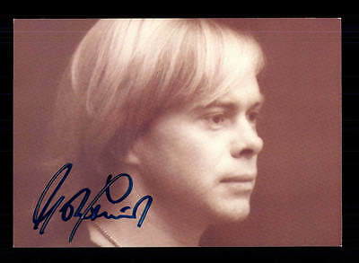 Sanft Volker Lechtenbrink Autogrammkarte Original Signiert ## Bc 92005 Musik