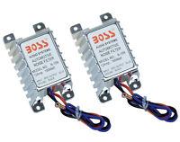 2) Boss B15n 12 Amp 180w Car Radio/amplifier Noise Suppressor Audio 12v B15 on sale