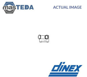 DINEX CENTRE EXHAUST SYSTEM PIPE 22279 I NEW OE REPLACEMENT