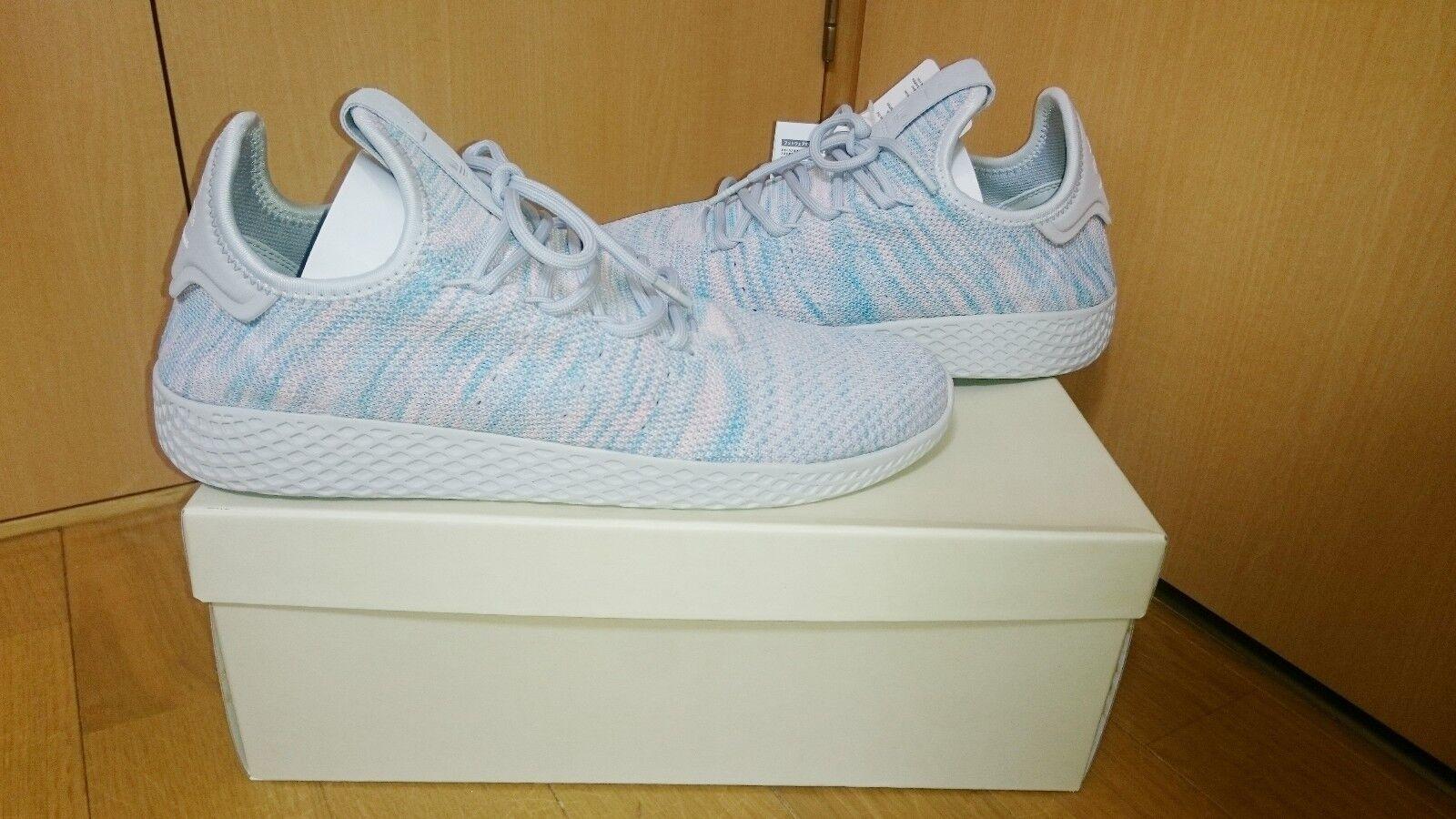 10 PW adidas X PHARRELL WILLIAMS PW 10 TENNIS HU LIGHT BLUE 8df279