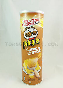 Image is loading Pringles-Cheddar-Cheese-Flavor-Potato-Chips-165g-5-