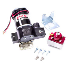 Quick Fuel 30-230  230 electric fuel pump alcohol e-85 gas with bypass regulator