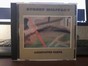 Street Military – Aggrivated Rasta 98´ Really Rare Rap OG oop G-RAP