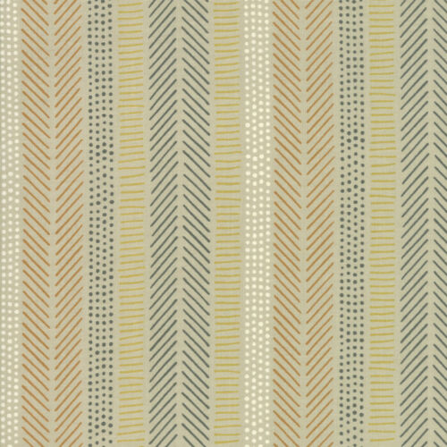 Moda Fabrics Safari by Stacy lest HsuStripe 20648-12100/% cotton