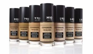 Details about (1) Covergirl Trublend Matte Made Foundation, You Choose