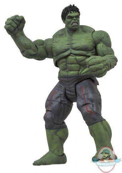 Marvel The Avengers 2 Hulk Action Figure Figure Figure by Diamond Select 103cb5
