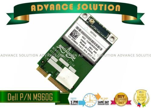 New Dell Wireless 370 Bluetooth Card Module M960G for Latitude E6400 E4300 E6500