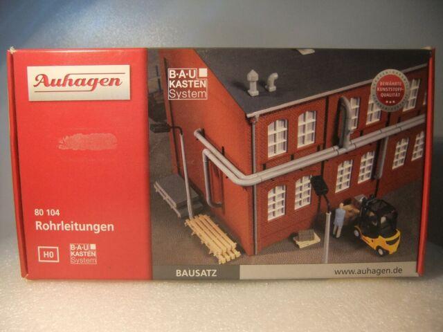 Auhagen kit 80104 NEW HO PIPE CONDUITS