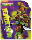 Teenage Mutant Ninja Turtles - Malbuch (2015, Taschenbuch)