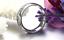 Anello-Anelli-Fede-Fedina-Fascia-Uomo-Donna-Unisex-Acciaio-Cristallo-Love-Coppia miniatura 3