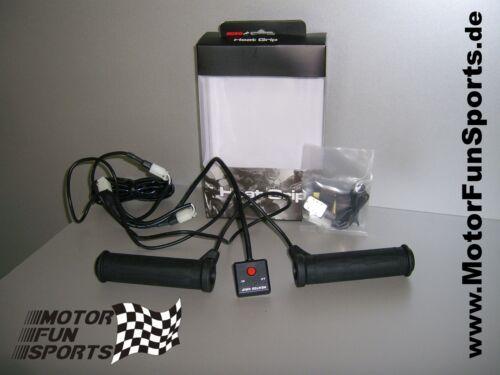 Climatización con daumenwärmer heizpad para Quad//ATV con mango gatillo acelerador calefacción