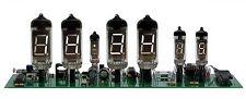 Bausatz Nixie Ära VFD Uhr IV-11 IV-6 DCF Empfänger + Acrylgehäuse