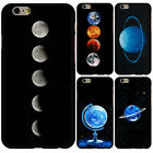 Matte Oil Space Patterned Hard Plastic Case Cover For Apple iPhone 7 6 6S 7Plus
