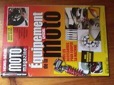 $$a Revue Moto Magazine HS N°38 Equipement de la moto  Accessoires  Freins
