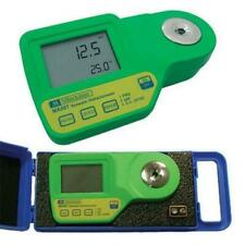 Milwaukee Ma887 Withprotective Box Digital Refractometer Salinity Tester Seawater