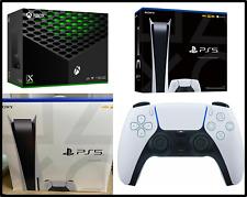 Microsoft XBox Series X - PlayStation 5 Digital Or Console Bundle