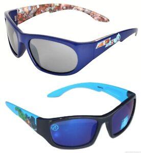 MARVEL AVENGERS IRON MAN, THOR & HULK 100% UV Shatter Resistant Sunglasses NWT
